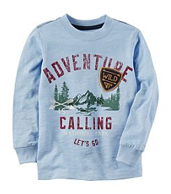 Carter's® Boys' 2T-8 Adventure Is Calling Graphic Tee