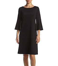 Kasper® Bell Sleeve Dress