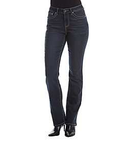 Earl Jean Slim Boot Pocket Flap Jeans