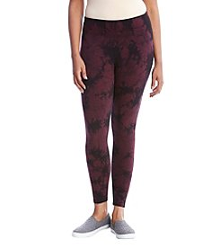 Calvin Klein Performance Plus Size Heather Leggings