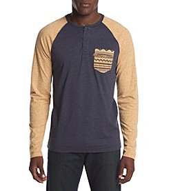 Levi's® Chabot Long Sleeve Henley Shirt