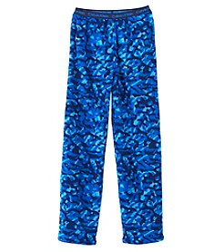 Calvin Klein Boys' 5-16 Camo Fleece Pants