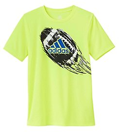 adidas® Boys' 8-20 Dynamic Sports Football Tee