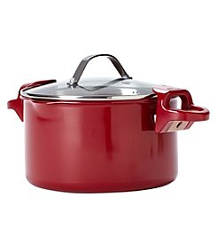 As Seen on TV Red Copper Pasta Pot