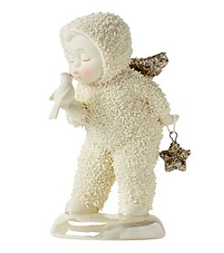 Department 56 Snowbabies A Kiss For Luck Figurine