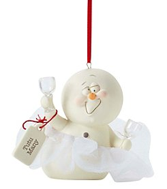 Department 56 Snowpinions Tutu Many Ornament