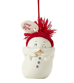 Department 56 Snowpinions Peep Show Ornament