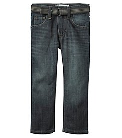 Lee Boys' 4-7X Slim-Straight Leg Jeans