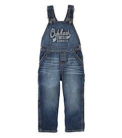 OshKosh B'Gosh® Boys' 2T-7 Denim Overalls