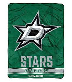 Northwest Company NHL® Dallas Stars Breakaway Micro Raschel Throw