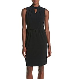 Nine West® Keyhole Dress