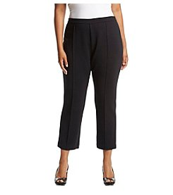 MICHAEL Michael Kors® Plus Size Gardenia Crop Pants
