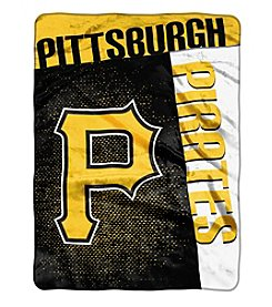 Northwest Company MLB® Pittsburgh Pirates Home Plate Raschel Throw