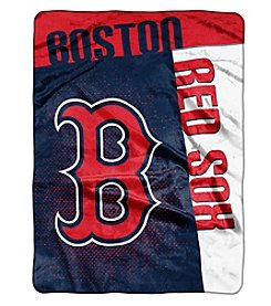 Northwest Company MLB® Boston Red Sox Home Plate Raschel Throw
