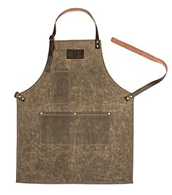 Cathy's Concepts Personalized Men's Waxed Canvas Apron