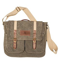 Cathy's Concepts Men's Personalized Messenger Bag