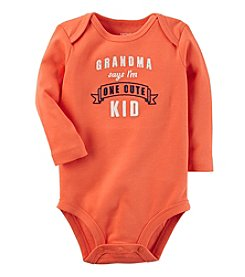 Carter's Baby Boys' Grandma Says I'm Cute Collectible Bodysuit