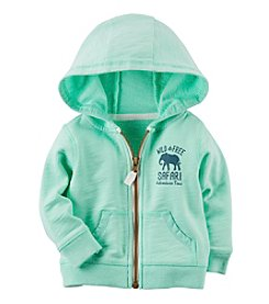 Carter's Baby Boys' French Terry Zip Up Hoodie