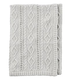 Carter's® Baby Cable Knit Blanket