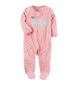 Carter's® Baby Girls' Little Sister Footies