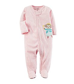 Carter's® Baby Girls' Monkey Footies