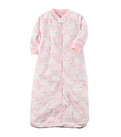 Carter's® Baby Girls' Bunny Print Sleep Bag