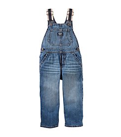 OshKosh B'Gosh® Baby Girls' Denim Overalls