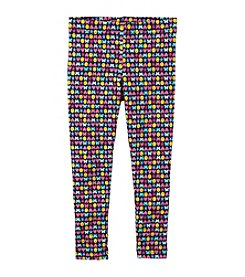 Carter's Baby Girls' 12-24 Month Star Smile Print Leggings