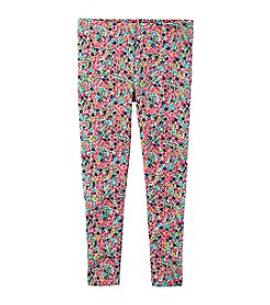 Carter's® Baby Girls' 12-24 Month Floral Print Leggings