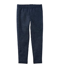 Carter's Baby Girls' 12-24 Month Faux Denim Leggings