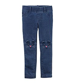Carter's® Baby Girls' 12-24 Month Character Jeggings