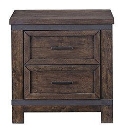 Liberty Furniture Thornwood Nightstand