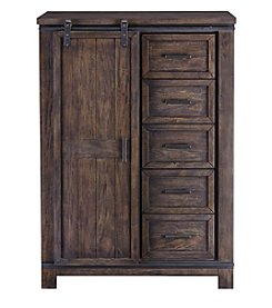 Liberty Furniture Thornwood Sliding Door Chest