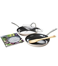 GreenPan® Limited Edition 5-Piece Ceramic Set