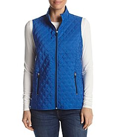 Alfred Dunner® Quilted Vest