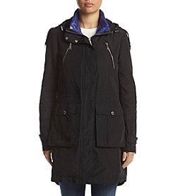 BCBG® Hooded Systems Anorak Jacket