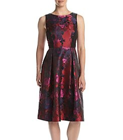 Ivanka Trump® Bright Floral Party Dress