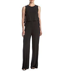 MICHAEL Michael Kors® Lace Up Side Jumpsuit