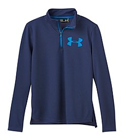 Under Armour® Boys' 8-20 Long Sleeve Textured Tech 1/4 Zip Pullover