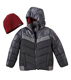 Hawke & Co. Boys' 4-7 Bubble Jacket