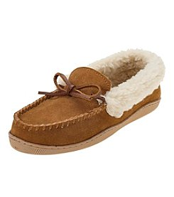 Clarks Women's Shearling Moccasin Slippers