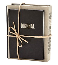 MKT@Home Set of 2 Life is a Journey Journal & Photo Album