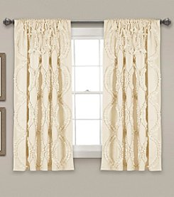Lush Decor Avon Single Curtain