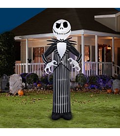 Airblown Giant Disney Jack Skellington