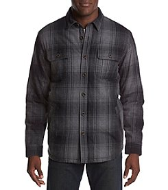 Ruff Hewn Men's Flannel Shirt Jacket