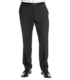 Calvin Klein Men's Straight Fit Flat Front Pants