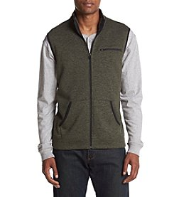 John Bartlett Consensus Men's Full Zip Sweater Fleece Vest