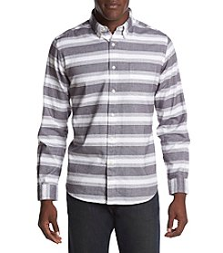 John Bartlett Consensus Men's Long Sleeve Woven Button Down
