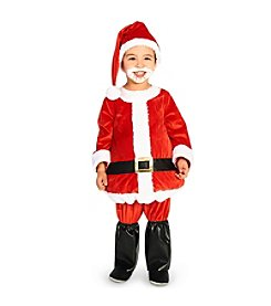 Jolly Belly Toddler Santa Suit