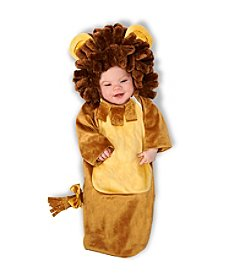 Cuddly Lion Infant Bunting Costume